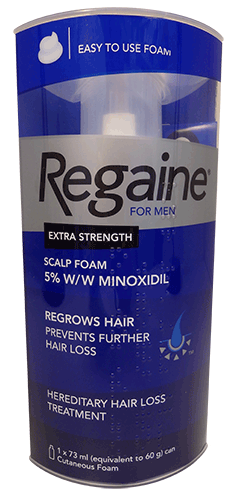 Regaine foam